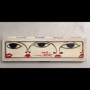 Mac Cosmetics Toledo Eyeshadow Palette